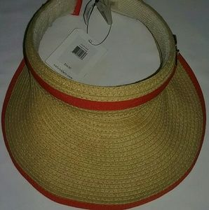 NEW Women's Calvin Klein Sun Visor Hat
